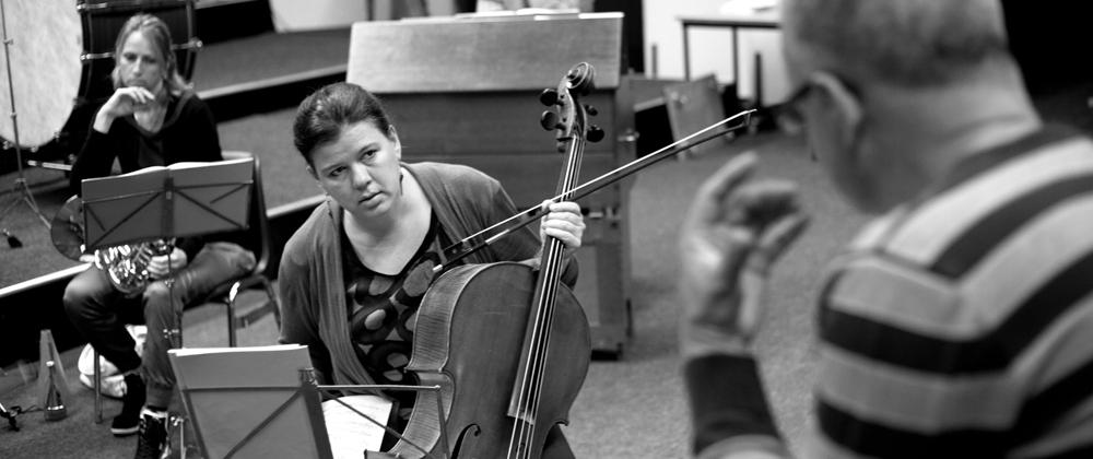 Rebecca Smit, <span>violoncello</span>