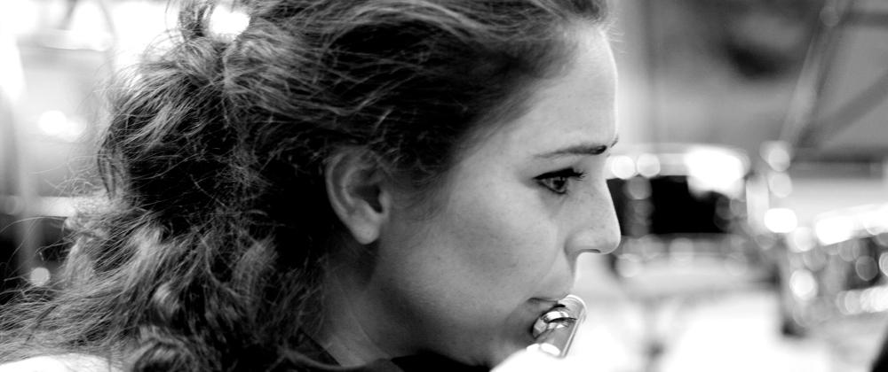 Felicia van den End, <span>flute</span>