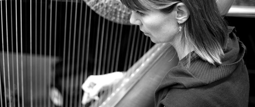 Aimée van Delden, <span>harp</span>
