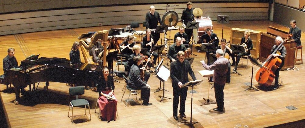 The Alban Berg Ensemble in Musis Sacrum, Arnhem